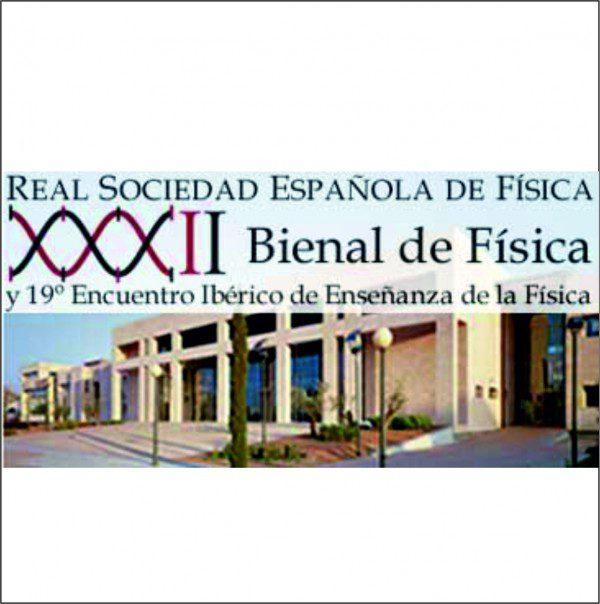 XXIII Bienal physics