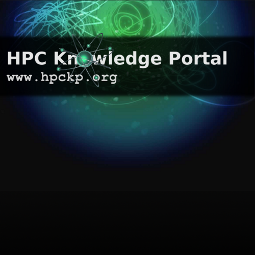 HPC Knowledge Meeting'14