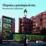 Curso de postgrado de la UAB: Filogenias y genealogías de DNA