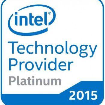 Intel Platinum Partner 2015