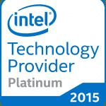 Intel Technology Provider platinum partner