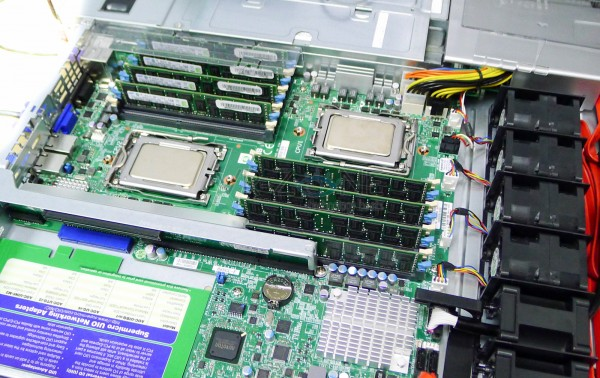 SIE LADON con AMD Opteron Interlagos con hasta 64 cores