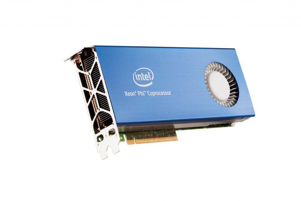 GPU Intel Phi con procesador Xeon