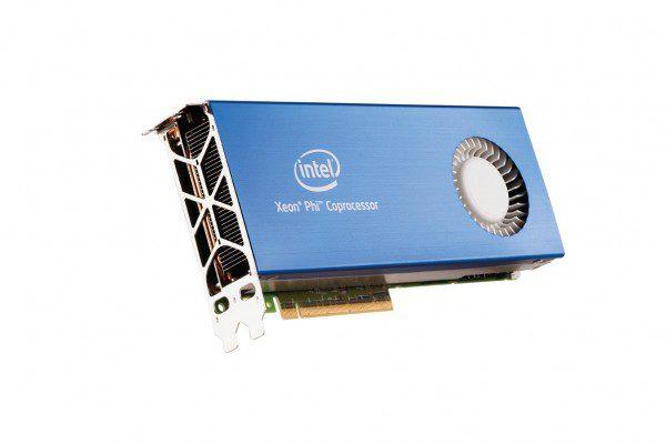 Soluciones basadas en Intel Phi