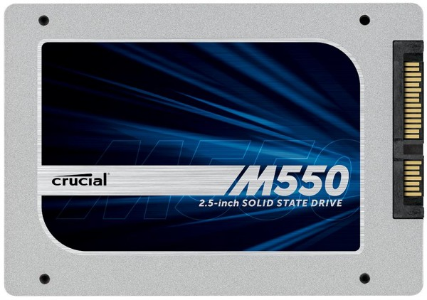 SIE HPC solutions is based on SSD disk of Micron-Crucial
