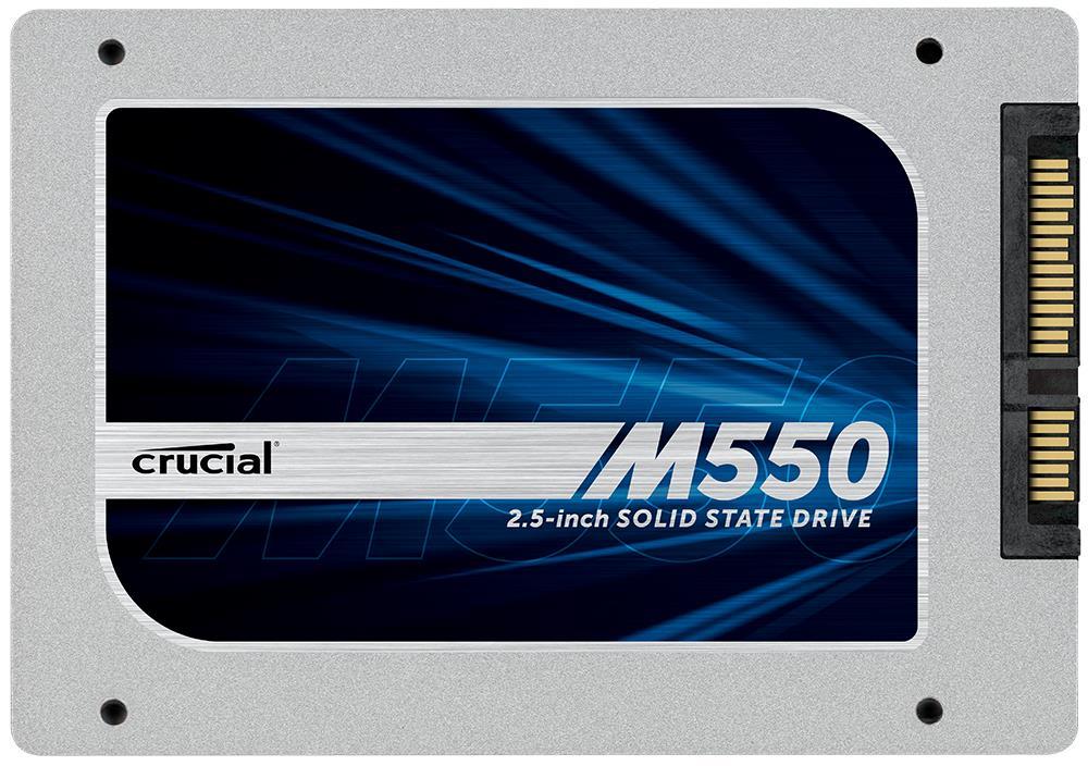 Disco duro SSD Micron-Crucial 250GB 2.5 pulgadas
