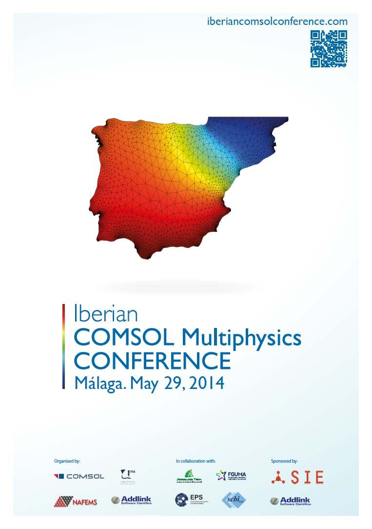 Iberian Comsol Multiphisycs Conference 2014