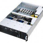 Plataformas SIE Ladon de 8 GPUs