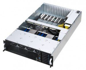 Plataforma SIE Ladon basada en Gpu Nvidia Tesla serie K