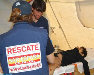 Rescate SAR España