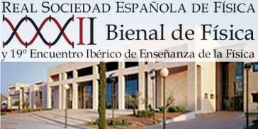 XXXII Bienal de Física de la Univeridad de Castilla la Mancha